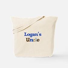 Logan's Uncle  Tote Bag