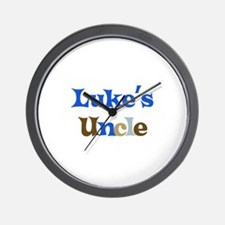 Luke's Uncle  Wall Clock