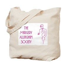 Margery Allingham Society Tote Bag