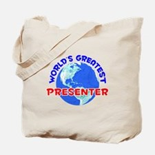 World's Greatest Prese.. (E) Tote Bag
