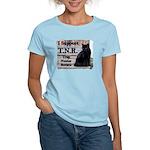 I Support TNR Women's Light T-Shirt