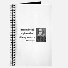 Shakespeare 13 Journal