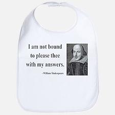 Shakespeare 13 Bib