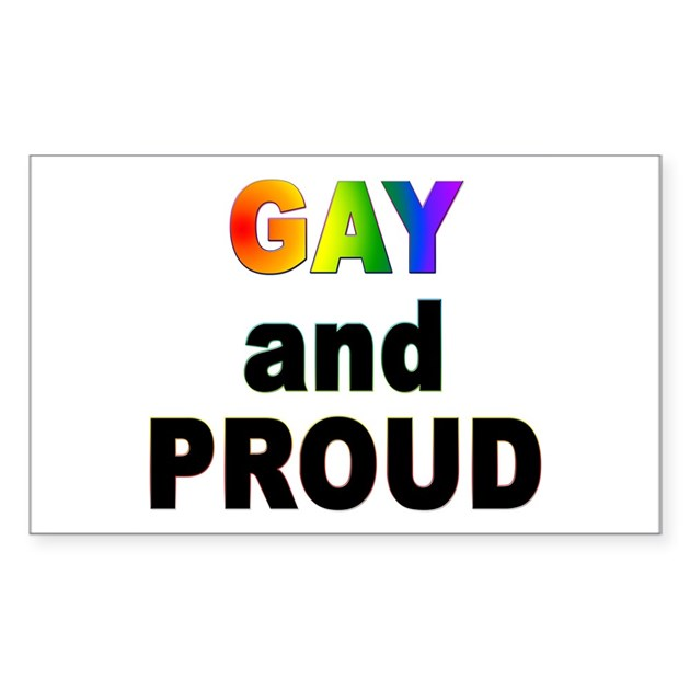 Gay And Proud Of It 101