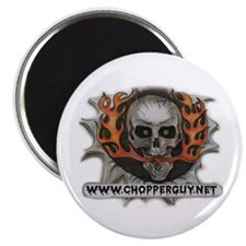 Funny Motorcycle cop Magnet