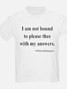Shakespeare 13 T-Shirt
