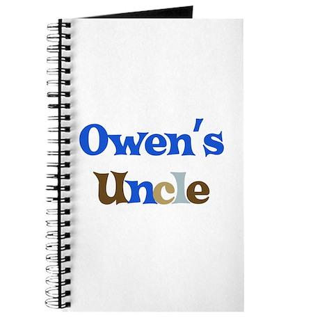 Owen's Uncle Journal