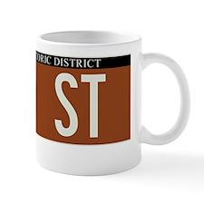 83rd Street in NY Mug