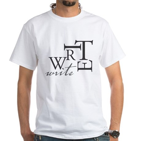 10x10_apparelWriteOnly T-Shirt