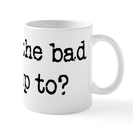 badwide Mugs