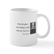 Shakespeare 15 Mug