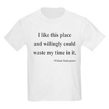Shakespeare 15 T-Shirt