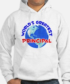 World's Greatest Princ.. (E) Hoodie Sweatshirt