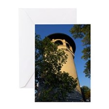Witches Hat Tower 1 Greeting Card
