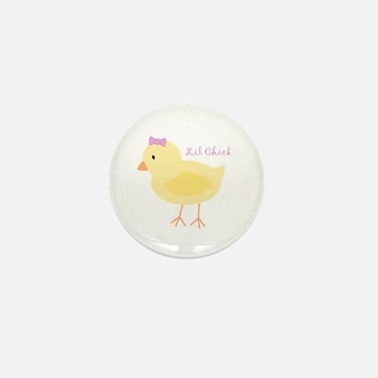 Lil Chick Mini Button