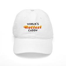 World's Hottest Caddy (B) Baseball Cap