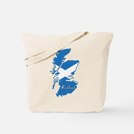 Cool Scotland Tote Bag