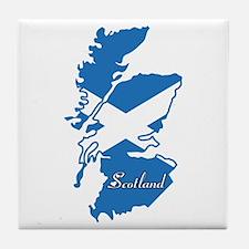 Cool Scotland Tile Coaster
