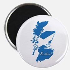 Cool Scotland Magnet