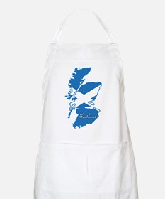 Cool Scotland BBQ Apron