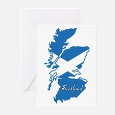 Cool Scotland Greeting Cards (Pk of 20)