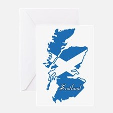 Cool Scotland Greeting Card