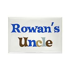 Rowan's Uncle Rectangle Magnet
