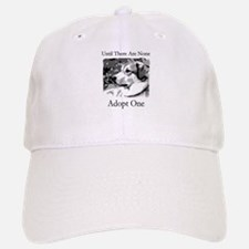 Until There Are None...Adopt Baseball Baseball Cap