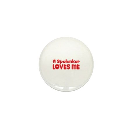 A Spelunker Loves Me Mini Button (10 pack)