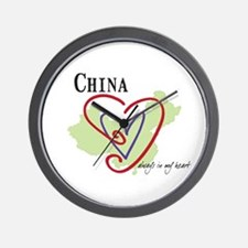 China Always/Wall Clock