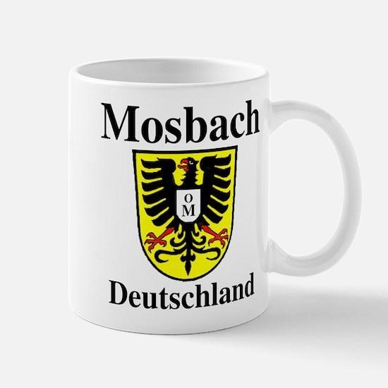 Mosbach Deutschland  Mug