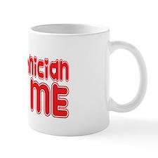 A Sound Technician Loves Me Mug