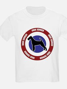 Irish Terrier Bullseye T-Shirt
