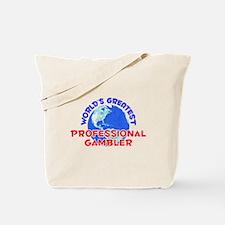 World's Greatest Profe.. (E) Tote Bag