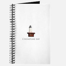Chesapeake Bay Lighthouse Journal