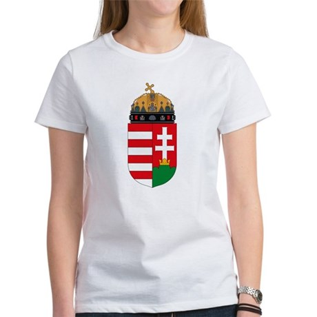 Hungary Coat of Arms (current Women's T-Shirt