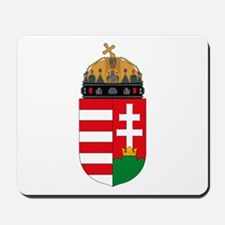 Hungary Coat of Arms (current Mousepad
