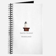 """Smith Island"" Lighthouse Journal"