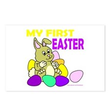 MY FIRST EASTER Postcards (Package of 8)