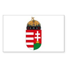 Hungary Coat of Arms Decal