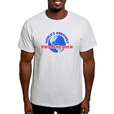 World's Greatest Proof.. (E) T-Shirt