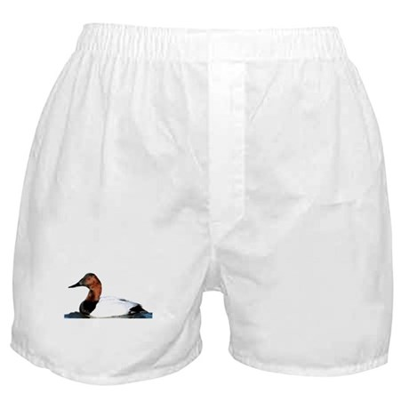 Canvasback Duck Boxer Shorts