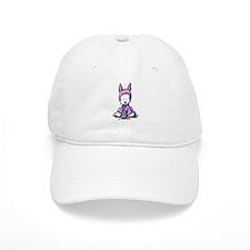 Easter Bunny Westie Baseball Cap