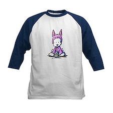 Easter Bunny Westie Tee
