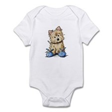 Bunny Slippers Cairn Infant Bodysuit
