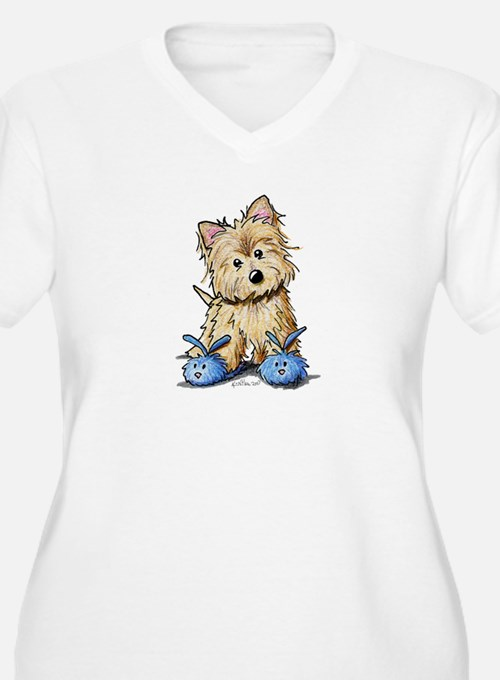 Bunny Slippers Cairn T-Shirt