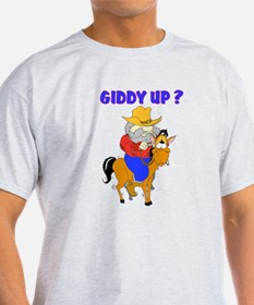 GIDDY UP? T-Shirt