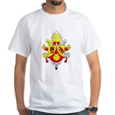 Pope Benedict XVI Coat of Arm Shirt