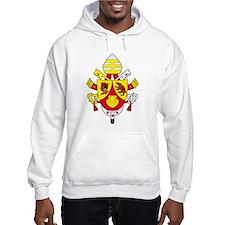 Pope Benedict XVI Coat of Arm Hoodie