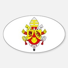 Pope Benedict Decal